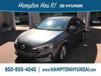 This outstanding example of a 2019 Hyundai Elantra SEL