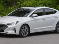 This 2019 Hyundai Elantra Value Edition is proudly