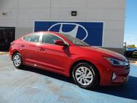 We are excited to offer this 2019 Hyundai Elantra. This