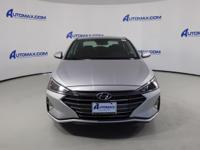 New Price! Silver 2019 Hyundai Elantra SEL FWD 6-Speed