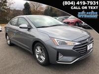 2019 Hyundai Elantra Value Edition 28/37 City/Highway