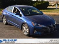 Lakeside 2019 Hyundai Elantra Value Edition FWD