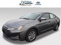 This 2019 Hyundai Elantra SE is a great option for