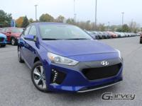 New 2019 Hyundai IONIQ Electric! This vehicle has a