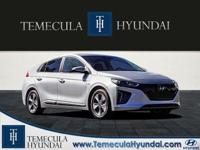 Silver 2019 Hyundai Ioniq EV Limited  Options:  Wheels: