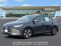 Summit White 2019 Hyundai Ioniq Hybrid SEL FWD 6-Speed