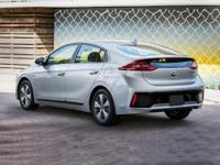2019 Hyundai Ioniq Plug-In Hybrid 1.6L I4.  Options: