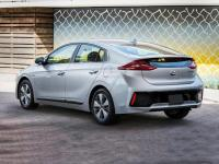 Intense Blue Metallic 2019 Hyundai Ioniq Plug-In Hybrid