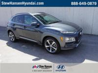 THUNDER GRY 2019 Hyundai Kona Limited AWD 7-Speed