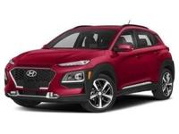 Pulse Red 2019 Hyundai Kona Limited AWD 7-Speed