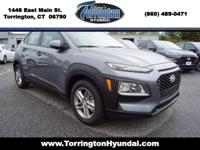 Silver 2019 Hyundai Kona Automatic Recent Arrival!