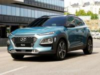 Surf Blue 2019 Hyundai Kona SE FWD 6-Speed Automatic