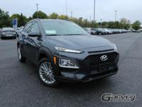 New 2019 Hyundai Kona SEL! This vehicle has a 2.0L