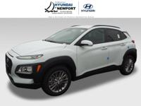 This 2019 Hyundai Kona SEL includes a push button