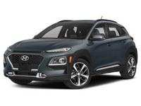 Thunder Gray 2019 Hyundai Kona SEL AWD 6-Speed
