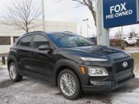 2019 Hyundai Kona SEL AWD 6-Speed Automatic with