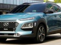 Pulse Red 2019 Hyundai Kona SEL FWD 6-Speed Automatic