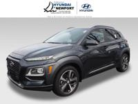 This GRAY 2019 Hyundai Kona Ultimate might be just the