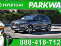 2019 Hyundai Kona Ultimate Thunder Gray 28/32