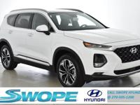 Recent Arrival! This 2019 Hyundai Santa Fe Limited in