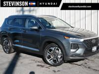 Rainforest 2019 Hyundai Santa Fe 8-Speed Automatic with