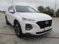 This 2019 Hyundai Santa Fe Limited is proudly offered
