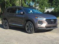 Bronze 2019 Hyundai Santa Fe Limited 2.0T FWD 8-Speed
