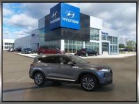 Machine Gray 2019 Hyundai Santa Fe Sport Regular