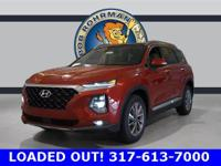 2019 Hyundai Santa Fe Limited 2.4 AWD, Leather. 27/21