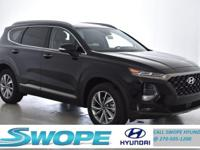 Recent Arrival! This 2019 Hyundai Santa Fe Limited 2.4