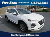 AWD, Beige Leather.  Five Star Hyundai of Macon is