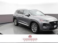 2019 Hyundai Santa Fe Limited 2.4 27/21 Highway/City