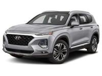 Quartz 2019 Hyundai Santa Fe Ultimate AWD Automatic