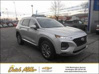 2019 Hyundai Santa Fe Limited 2.4 AWD, Leather. 21/27