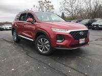 This 2019 Hyundai Santa Fe Ultimate is proudly offered