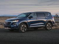 Twilight Black 2019 Hyundai Santa Fe Limited 2.4 FWD