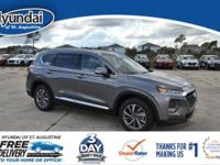 Santa Fe Limitedwith floor mats, cargo package, wheel