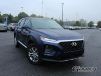 New 2019 Hyundai Santa Fe SE! This vehicle has a2.4L