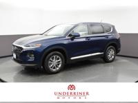 2019 Hyundai Santa Fe SE 2.4 27/21 Highway/City MPG