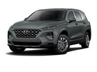 Rainforest 2019 Hyundai Santa Fe SE AWD Automatic 2.4L