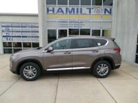 New Arrival This 2019 Hyundai SANTA FE has a sharp