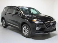 Black 2019 Hyundai Santa Fe SE 2.4 FWD 8-Speed