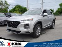29/22 Highway/City MPG King Hyundai is pleased to offer