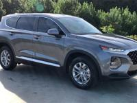 2019 Hyundai Santa Fe SE 2.4 FWD 8-Speed Automatic with