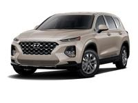 2019 Hyundai Santa Fe SE 2.4 22/29 City/Highway MPG