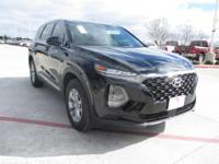 This 2019 Hyundai Santa Fe SE is offered to you for
