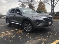 This 2019 Hyundai Santa Fe SEL Plus is proudly offered