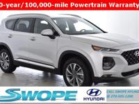 Recent Arrival! This 2019 Hyundai Santa Fe SEL Plus 2.4