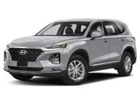 2019 Hyundai Santa Fe SEL 2.4 Silver 21/27 City/Highway