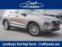 One of the best things about this 2019 Hyundai Santa Fe
